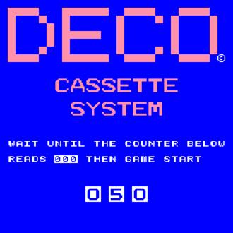 DECO Cassette System - DECO Cassette System loading screen