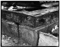 DETAIL OF SOUTHWEST CORNER SILL - Penacook House, Daniel Webster Highway (U.S. Route 3), Boscawen, Merrimack County, NH HABS NH,7-BOSC,1-19.tif