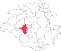Sköldinge landskommune i Södermanlands amt