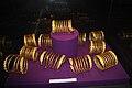 Gold Dacian bracelets