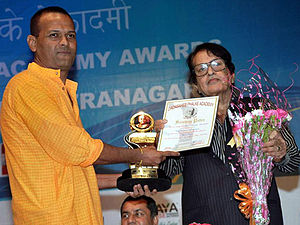 Manoj Kumar - Dadasaheb Phalke Academy Awards 2010