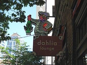 Tom Douglas - Dahlia Lounge, in Seattle, Washington