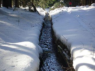 Harzer Hexenstieg - The Dyke Ditch