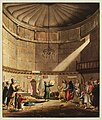 Dance of the Derwisches in the Tower of the Winds - Dodwell Edward - 1819.jpg