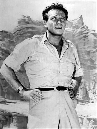 Dane Clark - Clark in a 1956 TV episode of Wire Service