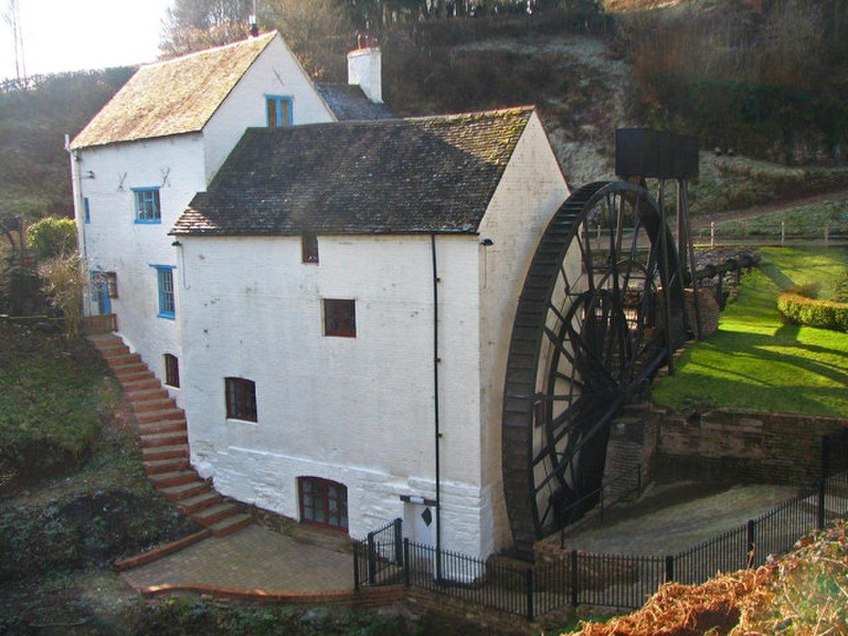 Daniel's Mill - geograph.org.uk - 1491921.jpg