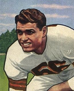 Dante Lavelli American football player