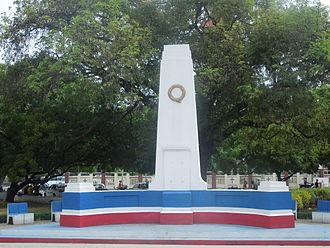 Dar es Salaam - Dar es Salaam cenotaph