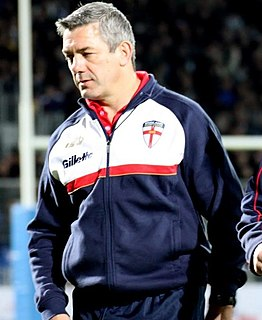 Daryl Powell Professional rugby league coach & former player