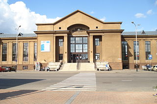 Daugavpils Station