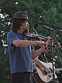Dave Van Deventer Furnace Mountain Band Berryville VA June 2012.jpg