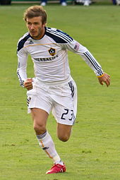 2010  Second return to Galaxy. Beckham in 2010 83aa3f876