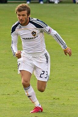 David Beckham 2010 LA Galaxy