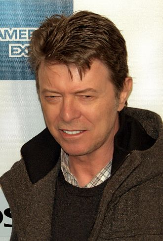 Where Are We Now? - Image: David Bowie at the 2009 Tribeca Film Festival