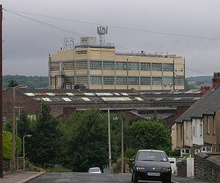 David Brown Ltd. English engineering company