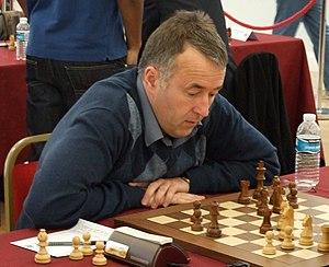 Nigel Davies (chess player) - Image: Davies rd 6 4th EUIO