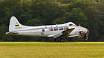 De Havilland DH-104 Dove 8 D-INKA OTT 2013 01.jpg