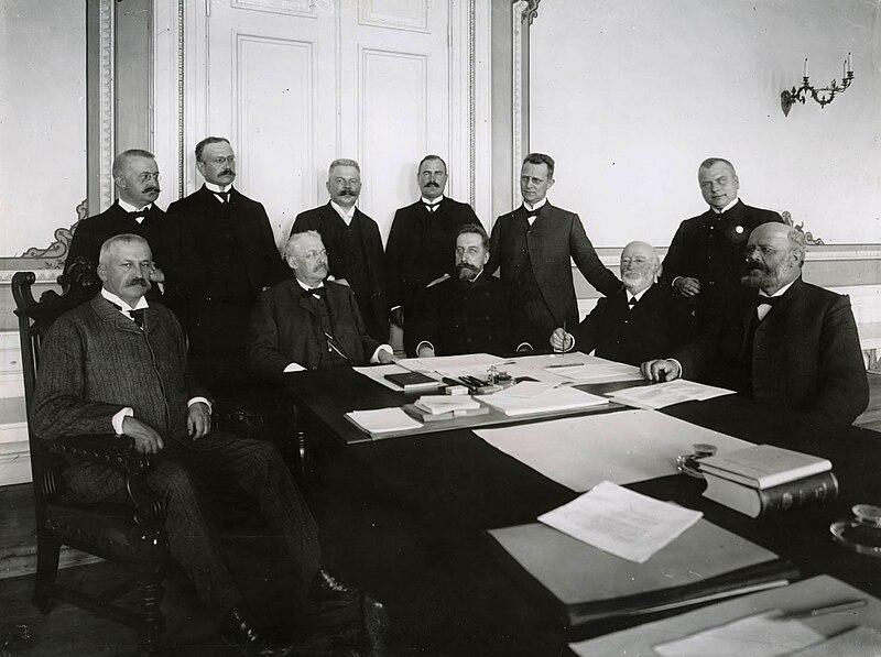 File:De svensk-norska unionsförhandlingarna i Karlstad, 1905 - Nordiska Museet - NMA.0034900.jpg