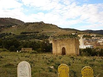 Debdou - Image: Debdou ancien cimetière 002
