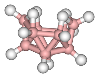 Boranes any chemical compound composed of boron and hydrogen atoms only
