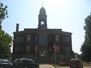 Decatur County, Iowa - Image: Decatur County IA Courthouse