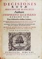 Decisiones Rotae Prouinciae Marchiae, 1621 - 400.tif
