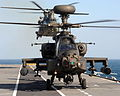 Defence Imagery - Helicopters landing aboard HMS Illustrious 04.jpg