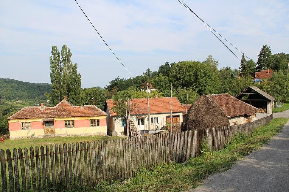 Degurić - opština Valjevo - zapadna Srbija - panorama 1