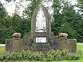 Dekkerswald Groesbeek, Nijmeegsebaan 31, Heilig Hart beeld.JPG