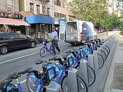 Citi Bike - Wikipedia  Nd Street Nyc Citi Bike Map on nyc cycling map, order nyc bike map, tribeca map, bronx zip code map, new york city limits map, nyc subway map, manhattan waterfront greenway bike map, nyc dot map,