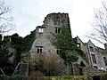 Derelict castle in Hay-on-Wye - geograph.org.uk - 1188446.jpg