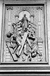 detail preekstoel - breda - 20040592 - rce