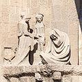 Detalle da Sagrada Familia. Barcelona B15.jpg