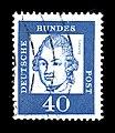 Deutsche Bundespost - Bedeutende Deutsche - Gotthold Ephraim Lessing - 40 Pfennig.jpg