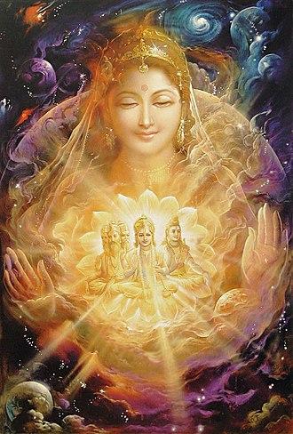 Jagdamba - Jagdamba, The Mother of the Universe