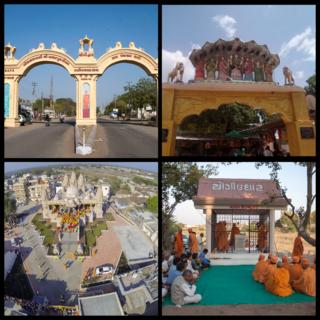 Dhari, Gujarat Village/Town in Gujarat, India