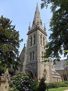 St Pauls Methodist Church, Didsbury Church in Manchester , United Kingdom