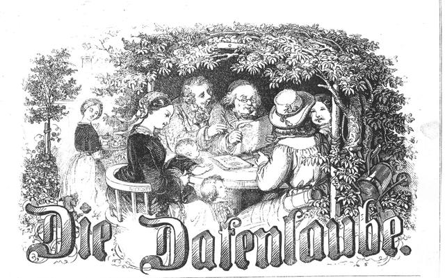 #DieDatenlaube Logo