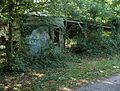 Dilapidated farm buildings, Dragons Farm - geograph.org.uk - 245518.jpg