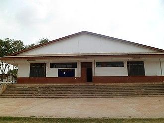 Accra Academy - Janet Konuah Dining hall
