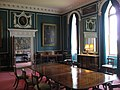 Dining room at Picton Castle - geograph.org.uk - 905300.jpg