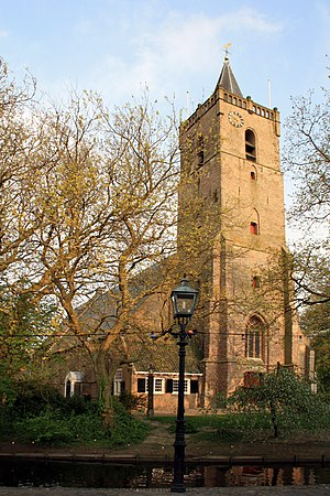 Dirksland - Reformed Church