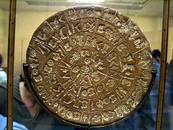 Unknown syllabic signs on the Phaistos Disc
