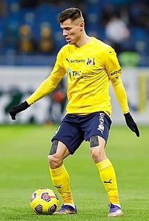 Dmitry Poloz Russian footballer