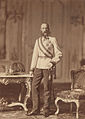 Doctor Kozmata Portrait of Franz Joseph I 1872.jpg