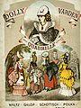 Dolly Varden Quadrille music sheet cover.jpg