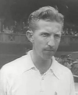 Don Budge American tennis player