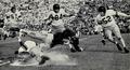 Don Dufek tackled in 1951 Rose Bowl.png