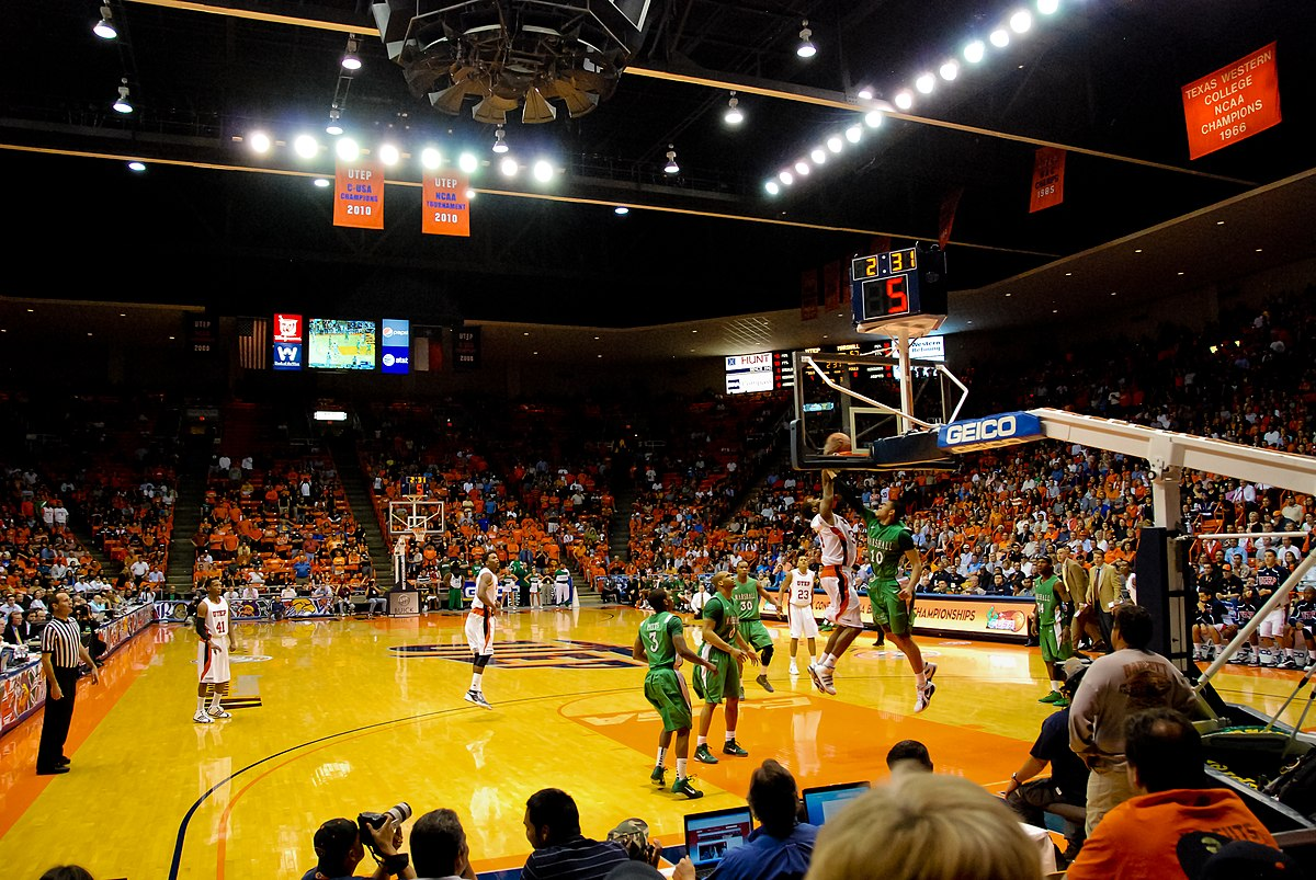 Don Haskins Center Wikipedia