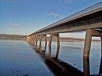 Dornoch Firth Bridge (west side) - geograph.org.uk - 286814.jpg